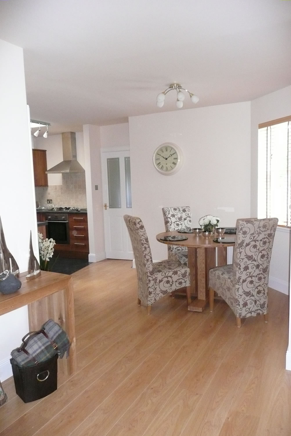 Self catering holiday let near st andrews